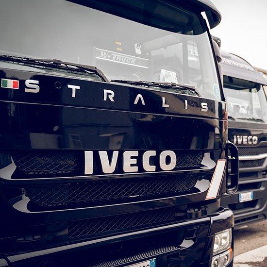 camion trasporti affidabili